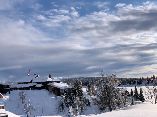 Rustad Hotell & Fjellstue